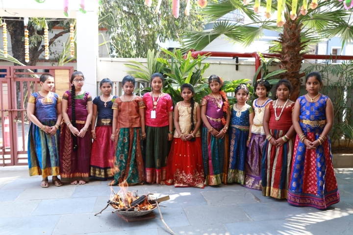 Sri Gowthami Smart School-Students