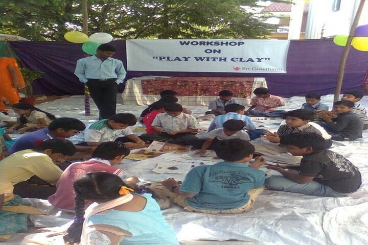 Sri Gowthami Smart School-Workshop