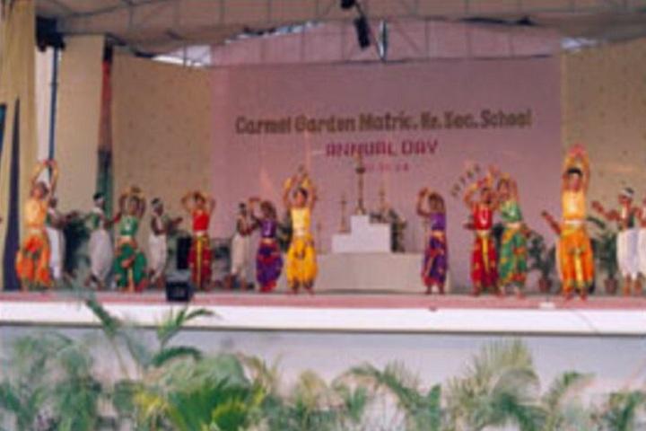Carmel Garden Matriculation Higher Secondary School-Annual Day