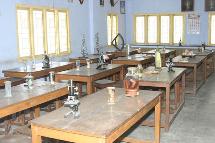 Carmel Garden Matriculation Higher Secondary School-Biology Lab