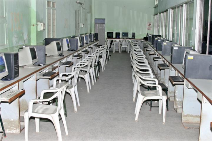 Carmel Garden Matriculation Higher Secondary School-Computer Lab