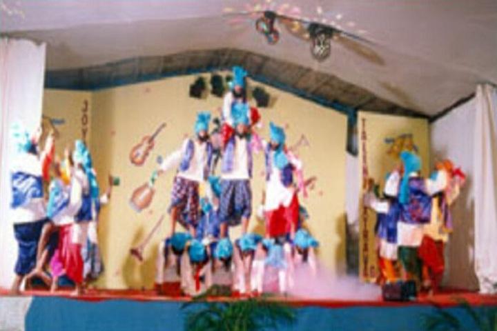 Carmel Garden Matriculation Higher Secondary School-Dance