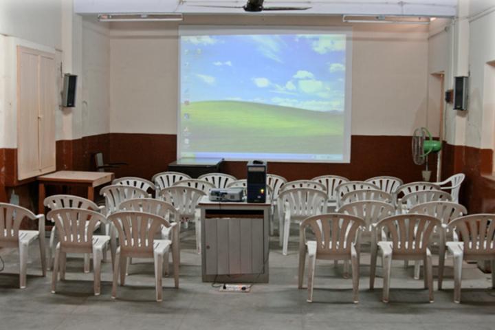 Carmel Garden Matriculation Higher Secondary School-Digital Classroom
