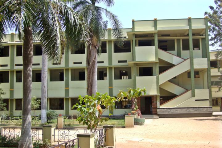 Carmel Garden Matriculation Higher Secondary School-School Building