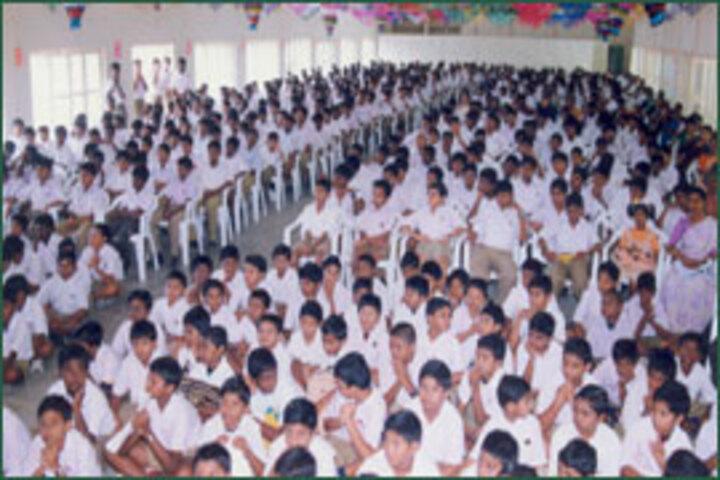 Carmel Garden Matriculation Higher Secondary School-Students