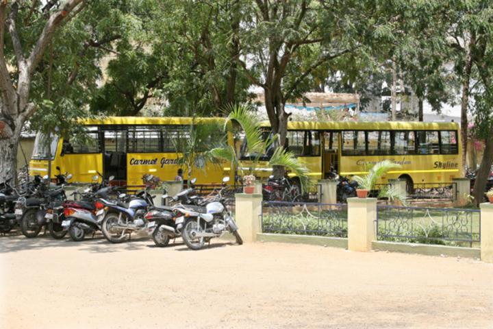 Carmel Garden Matriculation Higher Secondary School-Transport