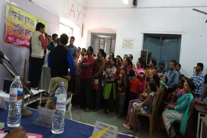 Bankura Zilla School-Activity
