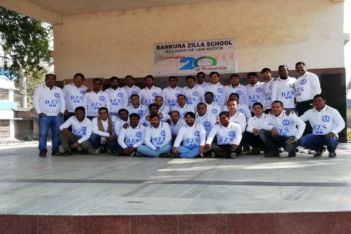 Bankura Zilla School-Friends