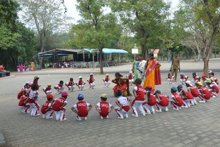 Little Flower Matriculation Higher Secondary School-Games