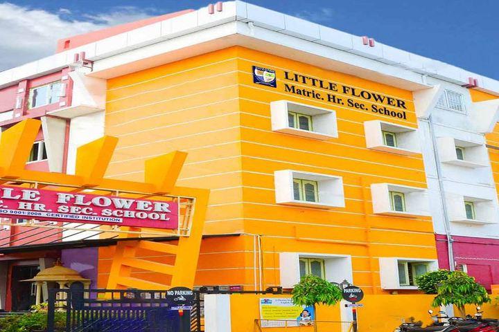 Little Flower Matriculation Higher Secondary School-School Building