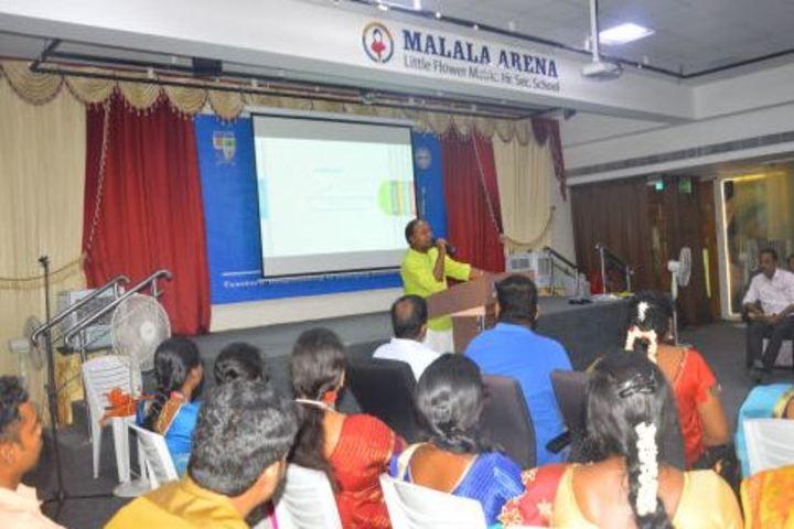 Little Flower Matriculation Higher Secondary School-Speech