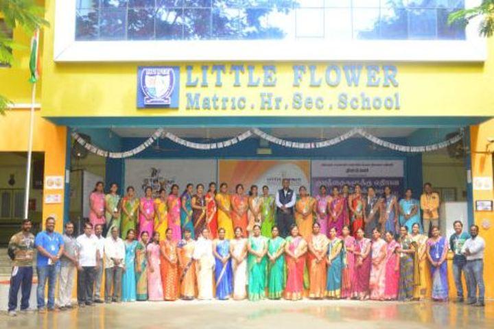 Little Flower Matriculation Higher Secondary School-Staff