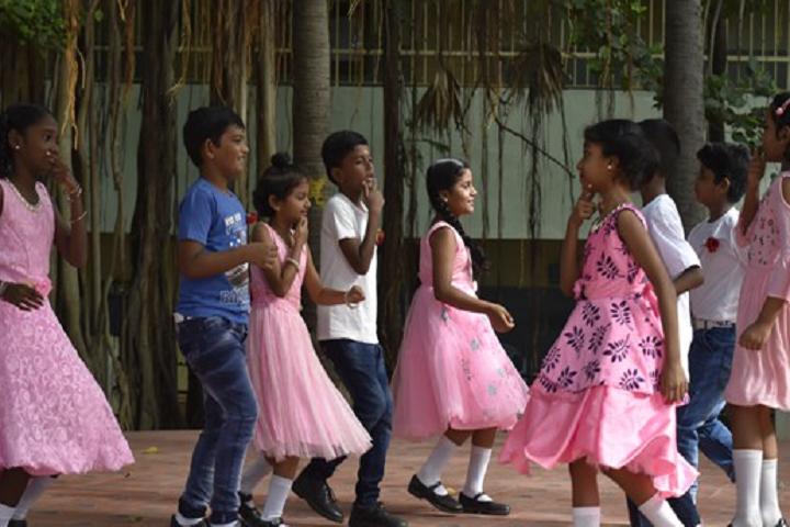 Vanavani Matriculation Higher Secondary School-Childrens Day