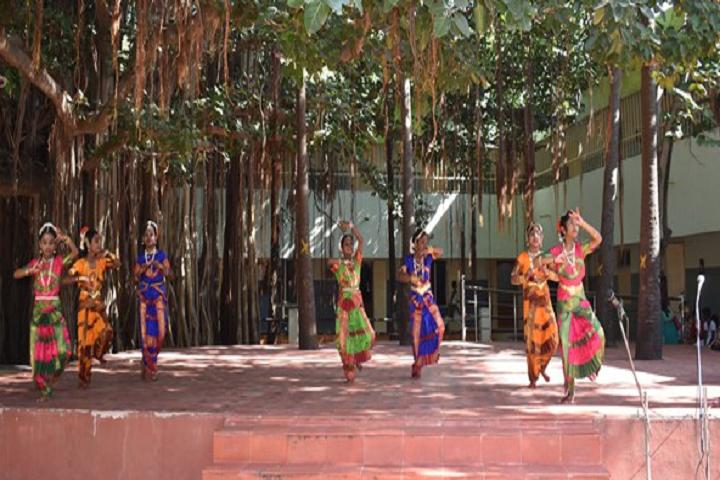 Vanavani Matriculation Higher Secondary School-Dance
