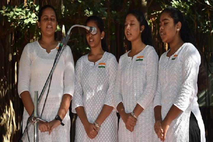 Vanavani Matriculation Higher Secondary School-Singing