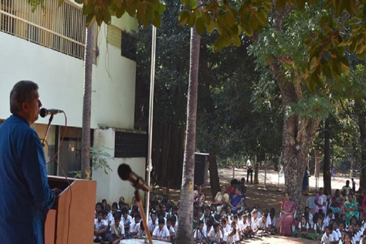 Vanavani Matriculation Higher Secondary School-Speech