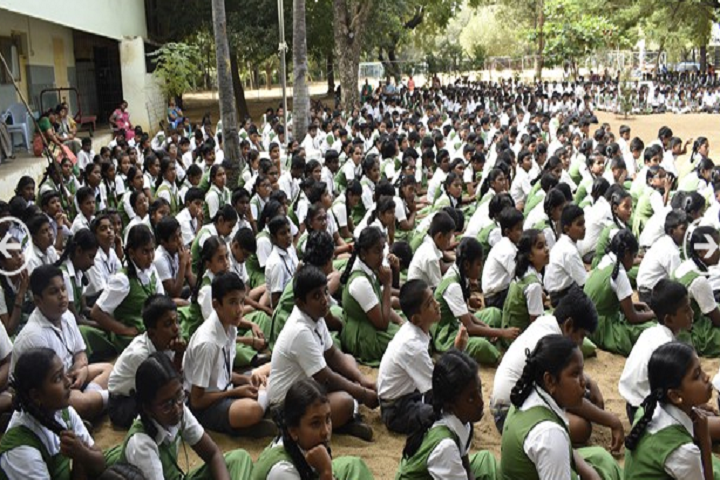 Vanavani Matriculation Higher Secondary School-Student