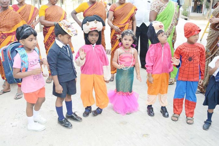St Josephs Matriculation Higher Secondary School-Fancy Dress
