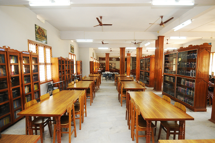 Avila Convent Matriculation Higher Secondary School-Class Room