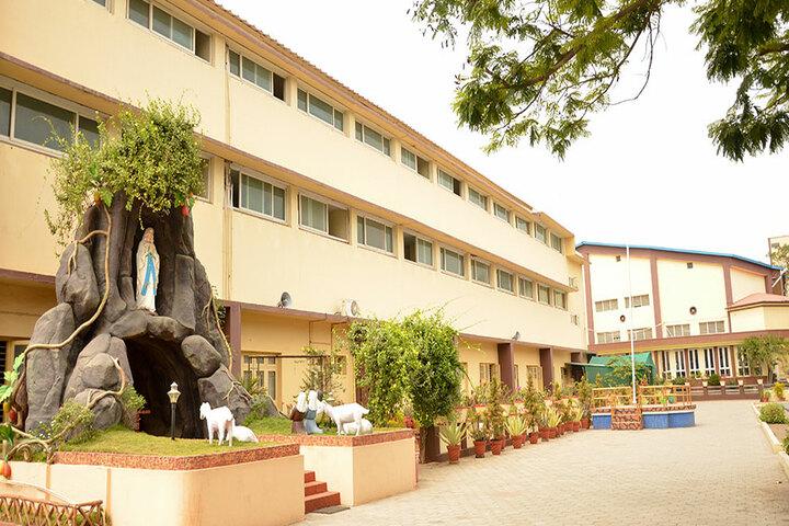 Avila Convent Matriculation Higher Secondary School-School View