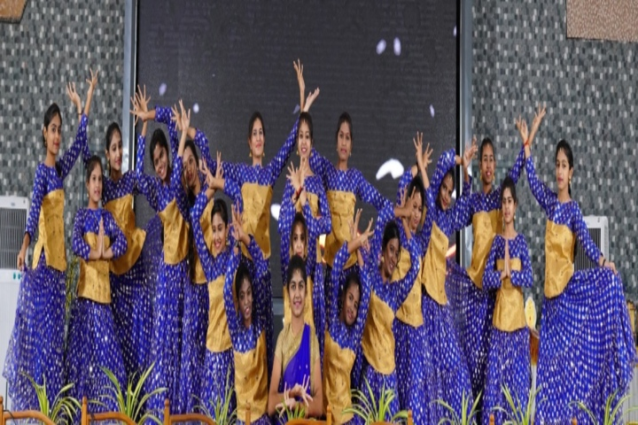 Alvernia Matriculation Higher Secondary School-Dance
