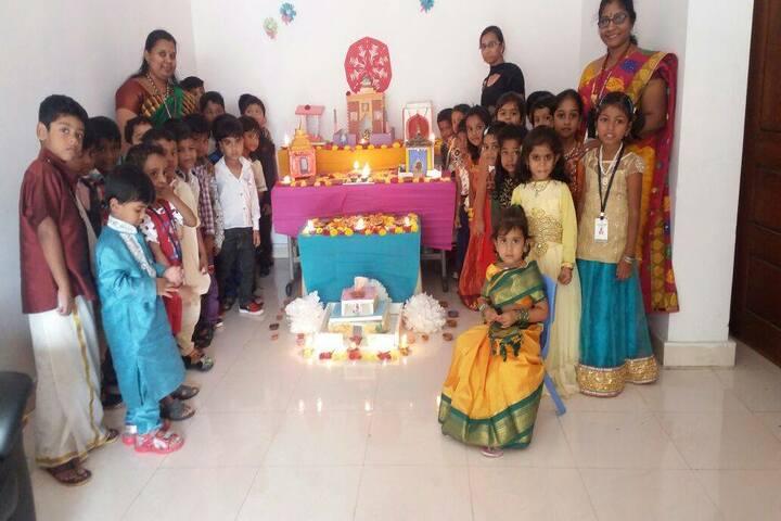 GreenOaks High School-Diwali Celebration