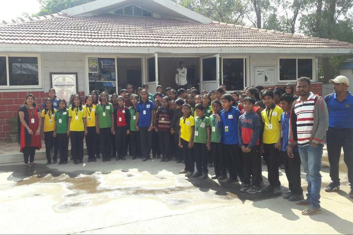 GreenOaks High School-Group Photo