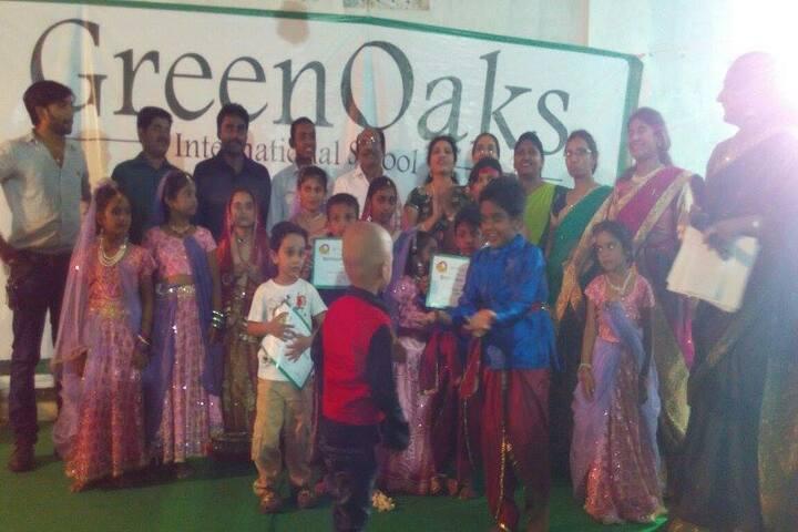GreenOaks High School-Prizes