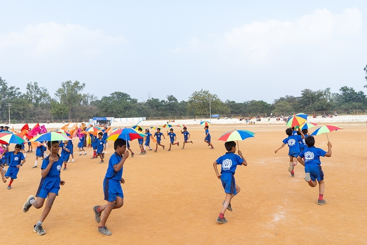 Janapriya School-Activity