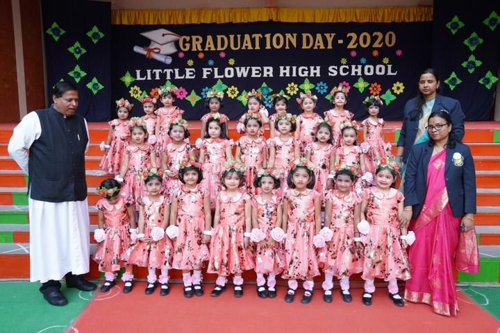 Little Flower High School-Graduation Day