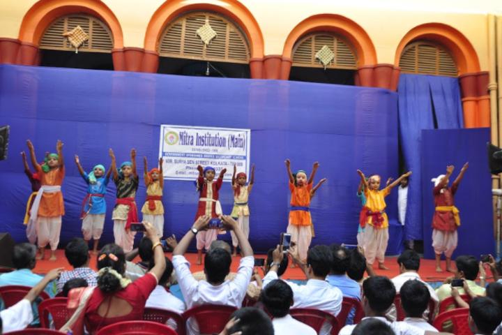 Mitra Institution Main-Childrens Day