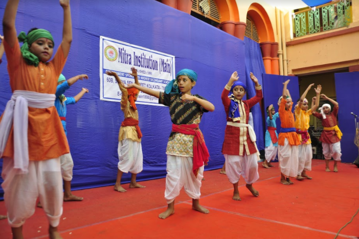 Mitra Institution Main-Dance