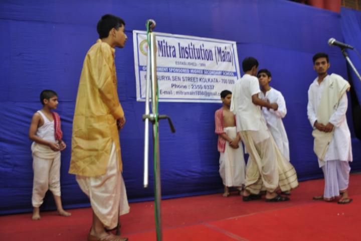 Mitra Institution Main-Drama