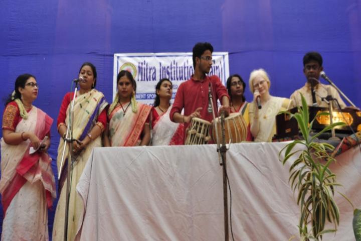 Mitra Institution Main-Music