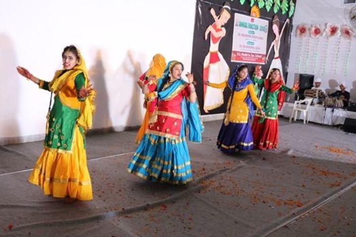Rashtriya Sanskrit Model Senior Secondary School-Traditional Dance