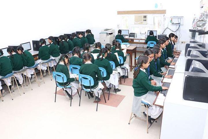 Rashtriya Sanskrit Model Senior Secondary School-Computer Lab
