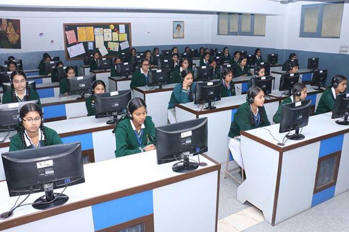 Rashtriya Sanskrit Model Senior Secondary School-Language Lab