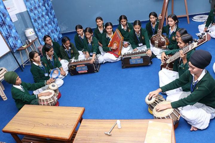 Rashtriya Sanskrit Model Senior Secondary School-Music Lab