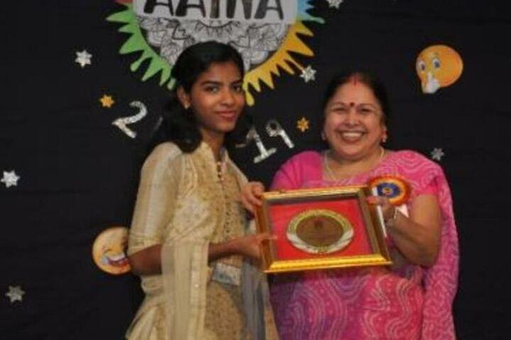 Atomic Energy Junior College-Award