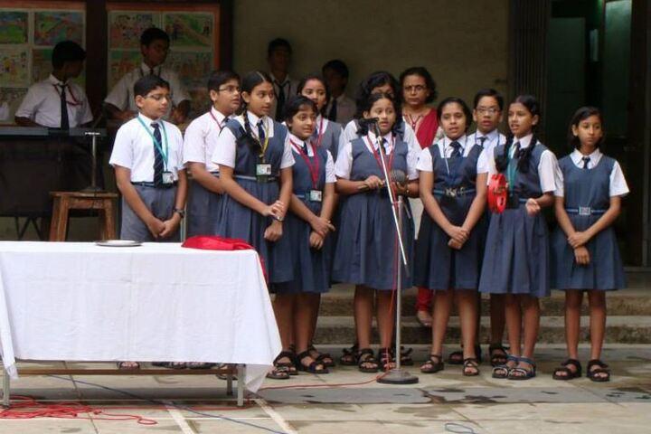 Atomic Energy Junior College-Group Singing