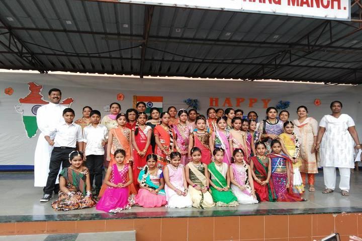 St Anthony School-Group Photo