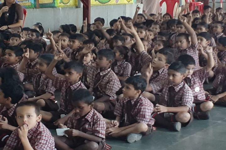 St Anthony School-Students