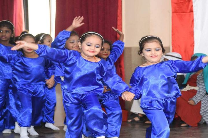 Carmel Of St Joseph School-Blue Day