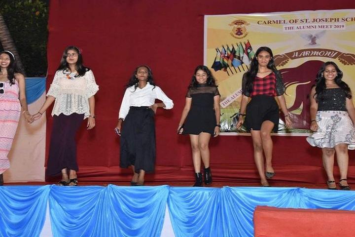 Carmel Of St Joseph School-Fashion Show