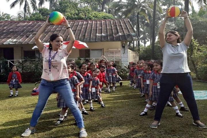 Carmel Of St Joseph School-Games