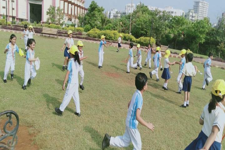 RN Shah International School-Play Ground