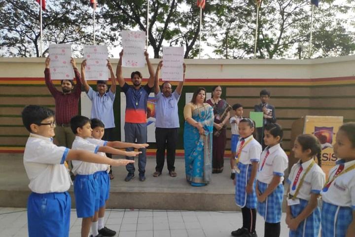 RN Shah International School-Poster Presentation