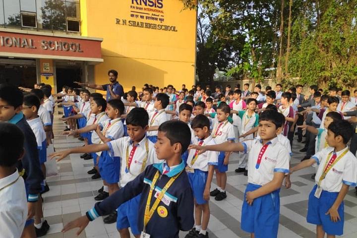 RN Shah International School-Prayer