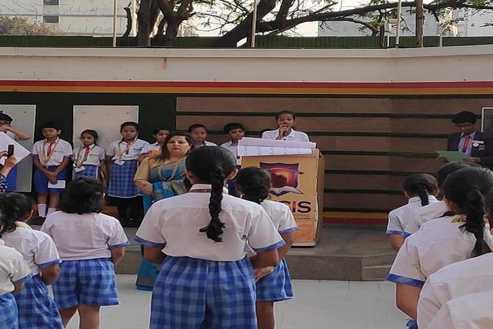 RN Shah International School-Speech