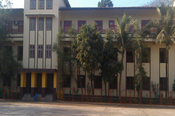 Holy Cross High School-School View